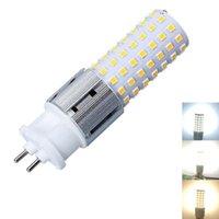 Лампочки 15 Вт Светодиодная лампа Кукурузная лампа G12 AC 85-265V Нет мерцания SMD 5730 96LED Освещение Уличный свет Заменить 150 Вт Галоген для дома
