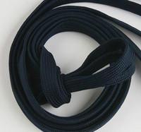 Mode zusätzliche Shoeslaces für Sportherren Frauen Laufschuhe Schwarz Weiß Grün Multiple Color Top Qualität langlebige Schnürsenkel