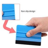 11Pcs Set Practical Specialized Window Tint Film Tools Kit Decorative Tools Car Wrap Applicator Soft Scraper for Auto