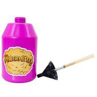 Powerhitter Fumeurs Outils de tuyauterie Accessoires Power Hitter Party Boules Puff Squeeze Squeez-vous Handal inhalateur spacer bouteille de fumée pour le monde entier