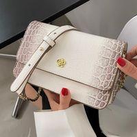 Female Bags 2021 Fashion Trendy Chain Crossbody Small Square Summer Shoulder Bag