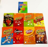 Trips Medibles bags New Arrivals Cheetos Deritos Ruffles Rise Krispies Treats Edibles Chocolate Snacks Chip Mylar Zipper KOKO Packaging