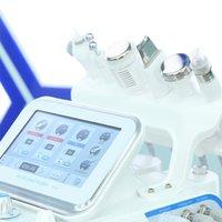منظف الوجه جلدي النفاثة آلة المياه صالون دي بيليزا متعددة الوظائف معدات الجمال Nubway RF