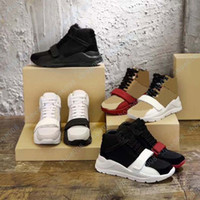 جديد منخفض الأعلى حذاء رياضة منقوشة نمط منصة الكلاسيكية الجلد المدبوغ الجلود الرياضية التزلج أحذية الرجال النساء أحذية رياضية shoe008 01