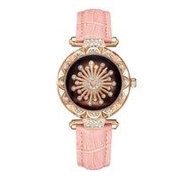 Elegante estudiante con encanto CWP Cuarzo Reloj de Diamond Life Impermeable y a prueba de impermeables Mujeres Multifuncionales Relojes Relojes Shiyunme Brand
