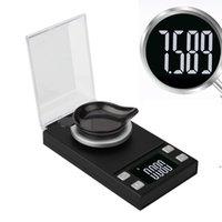 0,001 г Портативные ювелирные изделия ЖК-мини-электронные цифровые весы карманные весы кухонные украшения весовые баланс цифровой масштаб AHA3953