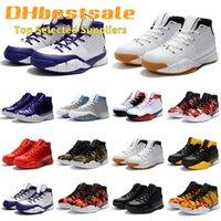 Sapatos de basquete Mamba 1 Protro ZK1 preto ouro thomas camuflagem goma verde para os homens 1s treinadores de esportes Sneakers tamanho 40-46