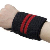 손목 지원 체중 트레이닝 훈련 체육관 피트니스 코튼 붕대 스트랩