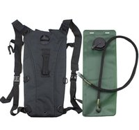 Hydration Packs 3L System Water Bag Pouch Backpack Bladder Hiking Climbing Survival