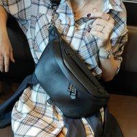 Women's Bag 100% Genuine Leather Belt Bag Waist Packs Designer Luxury Shoulder Ladies Female Bum Fanny Pack Bags Bumbag