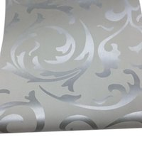 3d الفيكتوري دمشقي تنقش خلفيات لفة ديكور المنزل غرفة المعيشة نوم الجدار أغطية ورق الحائط الأزهار الفاخرة