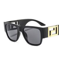 레트로 2021 새로운 패션 선글라스 크로스 테두리 유럽과 미국 선글라스 고양이 눈 catwalk 쇼 상자 선글라스 VE4403 패션
