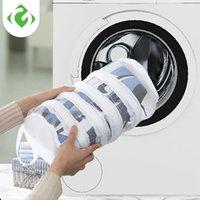Bolsas de lavanderia Sapato de lavagem de ar de armazenamento Máquina Cuidado especial Malha de família Anti-Deformação Guanyao