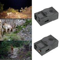 슈팅 / 사냥 카메라 HC300M HD GPRS MMS 디지털 940nm 적외선 트레일 카메라 GSM 2.0 'LCD 캠 드롭 배송 품질