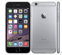 Original Apple iphone 6 4.7 Inch 1GB RAM 16GB 64GB ROM Dual Core 8MP A8 IOS With Touch ID Refurbished Phone