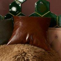 Funda de almohada Cubierta rectangular Cubierta de cojín Ropa de algodón Caso de almohada Sofá cama Decorativo Hogar Textile Products