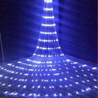 Noel LED Şelale Meteor Duş Yağmur Dize Işık 3x3 m / 6x3m Ev Yatak Odası Süslemeleri için Tatil Dekoratif Işıkları