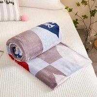 담요 담요 침대 담요를위한 마이크로 화이버 마이크로 플러시, 인쇄 및 울트라 컴포트 침대 던져 침대 / 소파 / 소파 / 사무실 / 캠핑