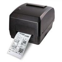 Stampanti Transfer di calore di alta qualità Nastro a barre codici a barre adesivi Grande etichetta in argento verniciato carta d'argento Bianco PET 25-108mm Stampa larghezza