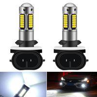 2x H27 LED 880 881CARL LED Feux de brouillard Ampoules de remplacement pour Mercedes Benz AMG CLA W203 W211 W204 W210 W11 W2124 W212 W202 W205