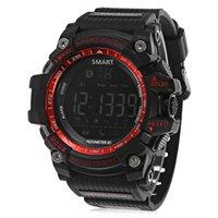 Xwatch الذكية ووتش اللياقة تعقب ip67 للماء الذكية سوار عداد الخطى provissional ساعة ساعة اليد الذكية الرياضة لالروبوت اي فون