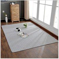 Carpets Floor Mats Thick Cotton Baby's Crawling Bedroom Non-slip Nap Mat Children's Play Rug Living Room Kid's Garden Carpet