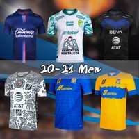 Liga MX 21 22 Club America Soccer Jerseys Leon Third 2021 2022 Camisetas Tijuana Tigres Unam Chivas Cruz Azul 3rd Kids Kit Shirts