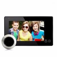 Danmini Marke Türklingel 2.0mp HD Digital Peephol Viewer 4.3 Zoll TFT-Bildschirmtür IR-Kamera 145 Grad1