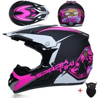 New Arrivals Motorcycle Motocross Helmets Abs Unisex Dot DH ...