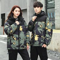 Mens Face North Hooded with Letter Highly Quality Winter Coats Sports Unisex Parkas Top Clothings M-3XL