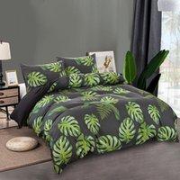 3d flower baum kokosnuss neue fantasie landschaft hawaii tröster bettwäsche set königin twin einzelne duvet abdeckung set kissenbezug hause luxus