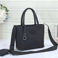 Handbag Designer Bag For Woman Black Leather Handbags Purse Lady Fashion Luxury Tote Shopping Wallets Large Crossbody Versatile Totes Bolsa Sacoche Shoulder Bags