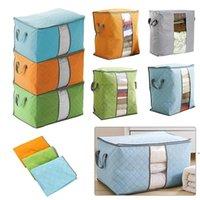 Ступичная сумка для хранения одеяла портативный органайзер без тканой одежды одежда держатель одеяло подушка под кроватью для хранения сумки сумки для хранения одежды сумки DHE5214