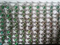 new mood ring fashion cartoon mermaid model Adjustable mood rings change color ring