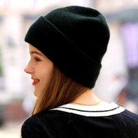 Bonnet / Crâne Casquettes XTride Cachemire Hiver Chapeau d'hiver pour Femmes SHULLIES TRULLIES SHULLIE CHAUD CAP TAPE CHAQUE FEMME Chapeaux Femme Girl