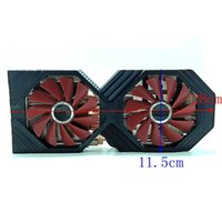 Fans & Coolings Original For XFX Radeon RX Vega 56 64 8GB Graphics Video Card Cooler Fan