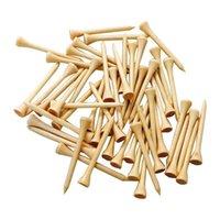 100 morceaux de siège en bois de tee siège vert Protection de l'environnement SUPPORT SUPPORT DE GOLF DE GOLF