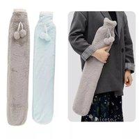 Рождественские украшения резиновые горячие водяные сумки для воды вязание вязание длинные 2L рука согревающая сумка T2i52986