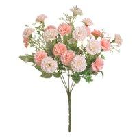 Dekorative Blumen Kränze Partei Gefälschte Blume Seide Lilac High-End Hohe Qualität