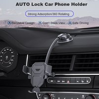 Dashboard Mount Cell Phone Mounts Holders for iPhone Samsung Smartphone Mobile Cradle