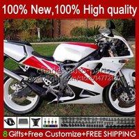 Yamaha Tzr-250 TZR 250 TZR250 R RS RR 88-91 Bodywork 31NO.14 YPVS 3MA TZR250R 88 89 90 91 TZR250-R TZR250RR 1988 1989 1990 1991 Moto Fairings White Red Blk