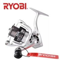 Ryobi Original Angelrolle Spinning Rolle 6 + 1 BB 5.0: 1/5. Getriebeverhältnis 1500-6500 Serie Stärke der Serie Japan Süßwasserrollen