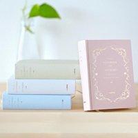 Notepads 208 صفائح A6 الإجابة دفتر دفتر يوميات مخطط صفحات فارغة يجيب هجاء الدفاترية اللوازم المكتبية