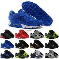 Nike Air Max 90 KPU NOUVEAU 2021 Coussin de haute qualité KPU Mens Femme Classic Casual Chaussures Traqueurs Sneakers Sports Sports Sports Sports Chaussures de tennis 40-45