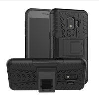 Pour lg Moto Samsung A20 A40 A50 S7 Stand Stand Robged Combo Hybride Armure d'armure Holster Holster Holster facultatif pour iPhone 12 Pro Max