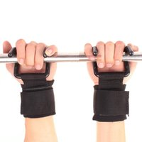 Accessories 2pcs Weight Lifting Hook Hand Bar Wrist Strap Gym Fitness Strength Training Weightlifting Grips