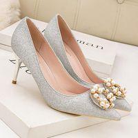 Partido da noite do casamento sapatos de baile rosa cor-de-rosa Borgonha confortável designer de seda eden saltos sapatos para