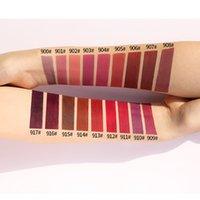 18 colori Brand Mini capsula labbro glassa lunga durata non bastone tazza seta opaca matte nude color impermeabile rossetto trucco rossetti lip gloss