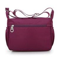 Evening Bags Casual Bolsos Sac A Main Women Messenger Bag Waterproof Oxford Cloth Shoulder Large Capacity Mom Handbags Tote Crossbody