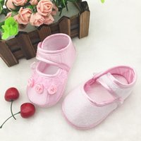 First Walkers Baby Girls Shoes Mother & Kids Soft Cotton Size 1 Can Customized 2021 Whole Sale